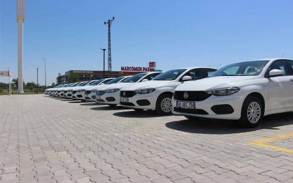 Malatya Rent a Car Nummern